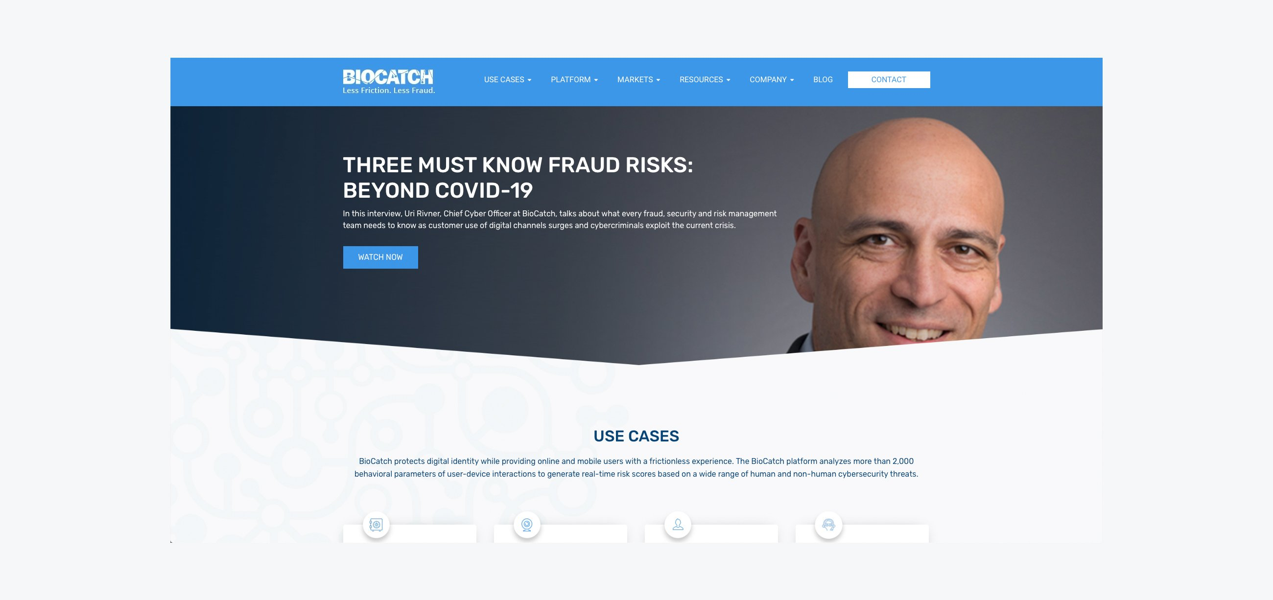 Biocatch - Top 10 Hot StartUps In Israel