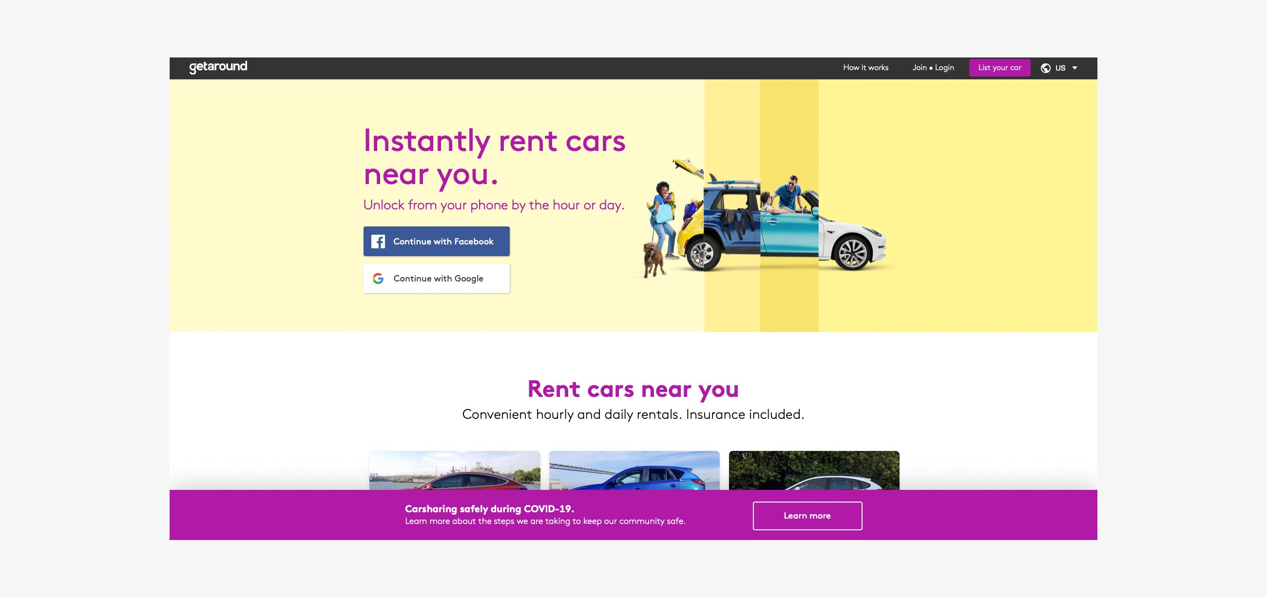 Getaround- Companies in San Francisco
