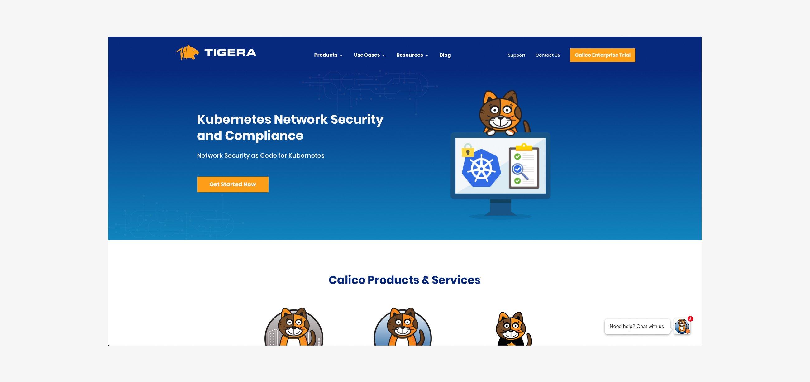 Tigera - Companies in San Francisco
