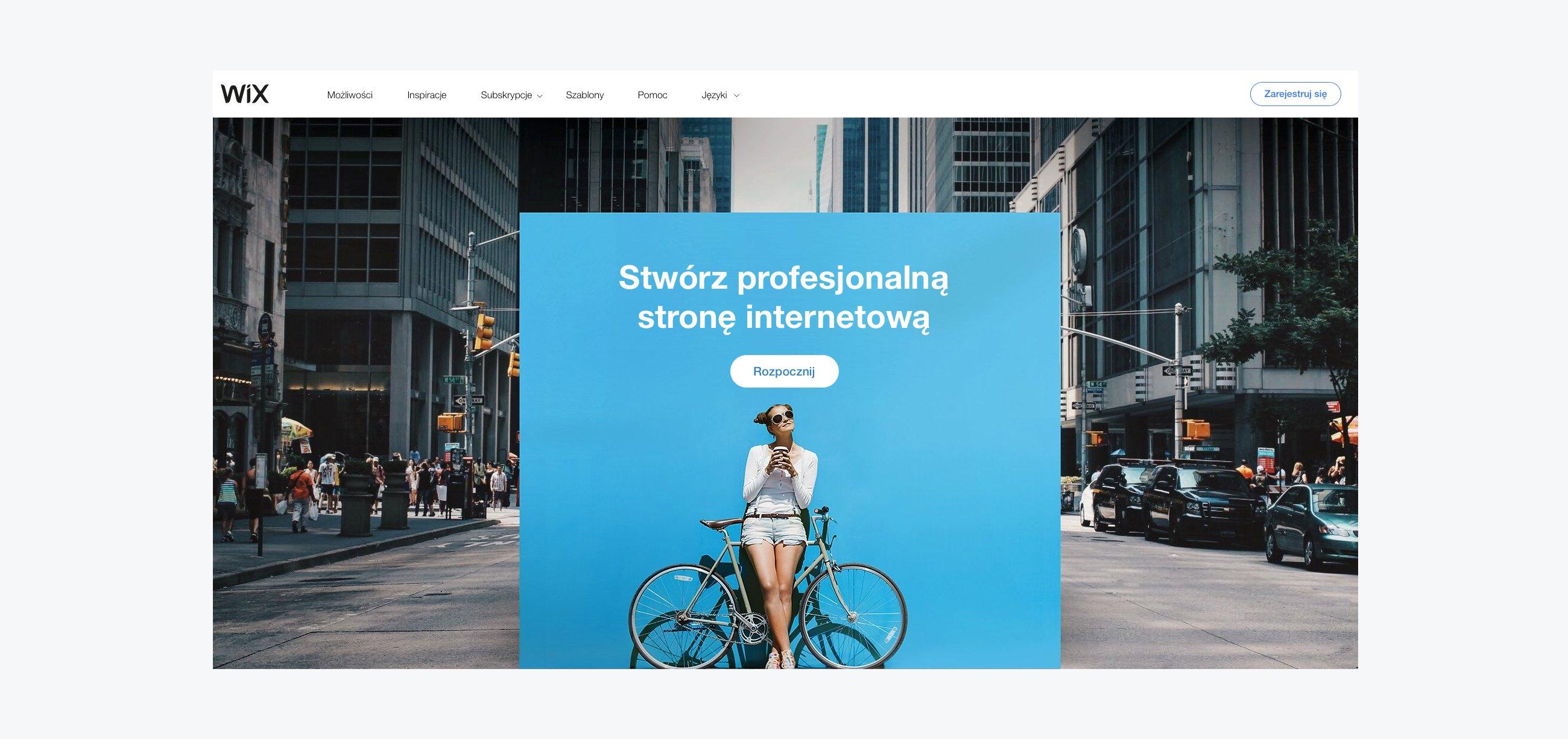 Top 10 eCommerce Platforms - Wix