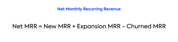 SaaS Metrics: How To Calculate Monthly Recurring Revenue (MRR)?
