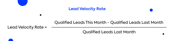 SaaS Metrics: How to calculate the lead velocity rate of your business?